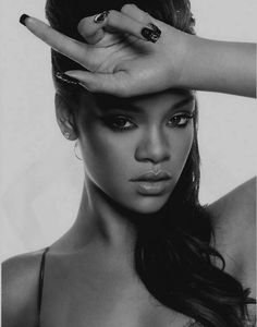 So beautiful and talented. Why she associates herself with Chris Brown I'll never understand ;-/