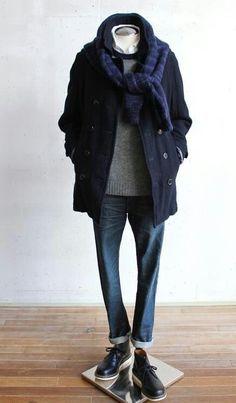 Mens Fashion Casual – The World of Mens Fashion Stylish Men, Men Casual, Big Men Fashion, Estilo Retro, Bermuda, Autumn Winter Fashion, Winter Style, Men Dress, Cool Outfits