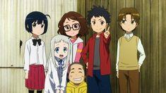 anohana anime screenshot All Anime, Anime Manga, Anime Girls, Menma Anohana, Vocaloid, Otaku, Amv Youtube, Anime Triste, Anime Characters