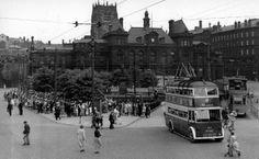 Forster Square, Bradford, Centre