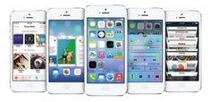 iOS 7 - beta 6