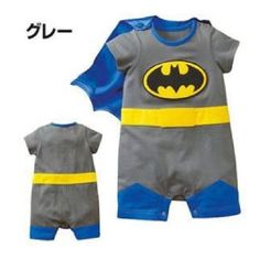 Batman Baby Rompers Shortalls for boys clothes roupas de bebe menino bebes jumpsuit infantil baby costume #Affiliate
