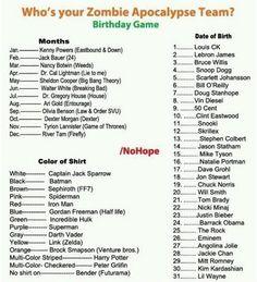 Not bad lol - Dexter Morgan, Iron Man and Mitt Romney....