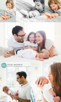 © Vicki Knights Photography newborn-photo-shoot-at-home