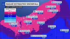 Cuyahoga Falls, Weather Alerts, Big Lake, Weather News, State College, Ohio, How To Plan, Twitter