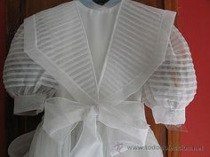 Vestido 1ª comunión, 45 €