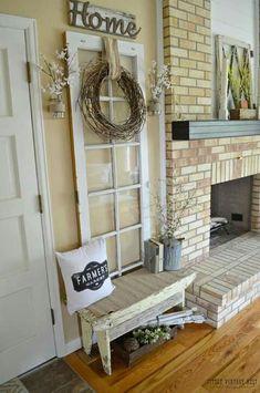 Stunning Farmhouse Style Decoration And Interior Design Ideas 7 ...