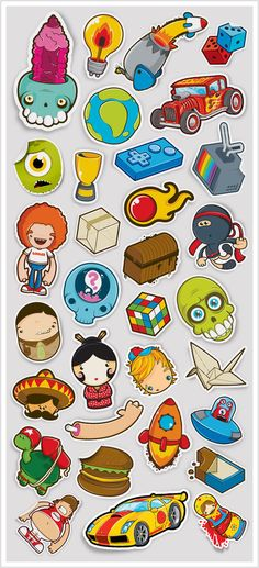 2009 Flash Portfolio by Greg Darroll , via Behance