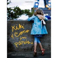 Kiki and Coco in Paris - Beautiful kids book, featuring handmade Jess Brown dolls