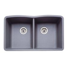 blanco sink in grey $488