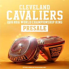 Presale:2016 Cleveland Cavaliers NBA World Championship Ring. Best gift from www.championshipringclub.com for Cleveland Cavaliers fans. You can custom your own personalized championship ring now.