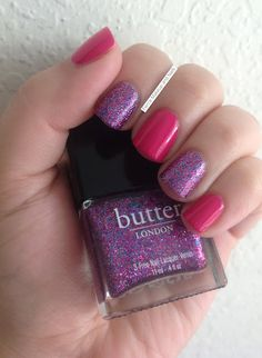 Fierce Makeup and Nails: butter LONDON: Lovely Jubbly and Primrose Hill Picnic