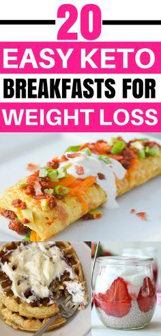 Keto Breakfast Recipes, Ketogenic Diet Recipes