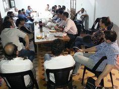 reunion comite central generacion intermedia UCR