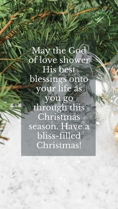 Messages for Christmas greeting cards to wish friends and family. May yours be a Christmas that brims with only the most treasured blessings of the Almighty God. Merry Christmas. #messagesforchristmas #merrychristmasmessagesfriends #merrychristmasmessagesfamilies