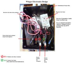 Electronics for Homemade Wingers - Page 2