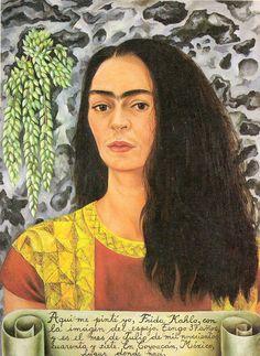 Pinturas de Frida Kahlo-autorretratos-frida-kahlo-cabello.jpg