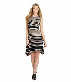 M.S.S.P. Tiered Dress   Dillard's Mobile