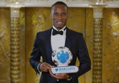 Didier Drogba has won a Spirit of the game Award for charity work with his foundation in Africa.