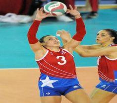 Puerto Rico extiende invicto en Copa Panamericana de Voleibol Femenino