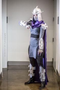 Shredder costume, TMNT and Costumes on Pinterest
