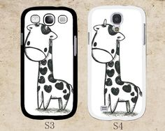 Samsung Galaxy S3 case Galaxy S4 case Phone Cases by Giftcase, $6.99