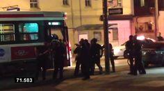 Enhanced audio/video - Shooting of Sammy Yatim by Toronto Police Const. ...
