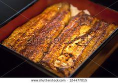 Japanese roasted eel rice