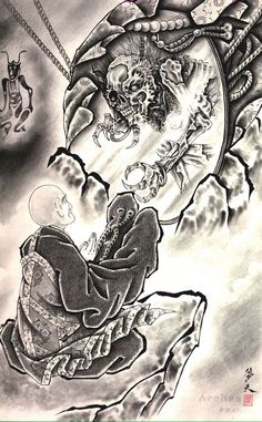 Horiyoshi III - 100 Demons