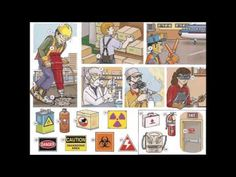 Job safety - health and safety signs English video - Learning English with videos and pictures