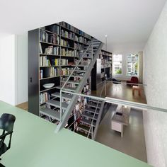 If only I had the space for this - Vertical loft in Rotterdam