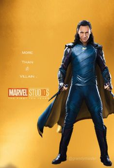 Yayyyy!!! Loki's in the hero herd.. Finally 😍😍😍😍😘😍😍