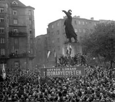 1956 - Hungarian Uprising - End of the World