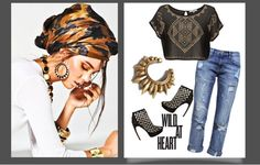 Global Glam - Wild At Heart