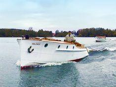 Oblomow Auf Grosser Fahrt Auf Dem Berliner Muggelsee Kajutboot Partyschiff Schiff