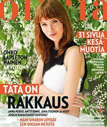 Anna palautetta ja voita palkintoja.  http://www.olivialehti.fi/kilpailut/