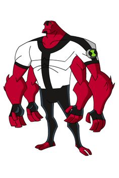 Four Arms - Ben 10 Planet, the Ultimate Ben 10 Resource!