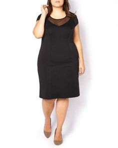 ONLINE ONLY - Short Fit and Flare Dress | Penningtons