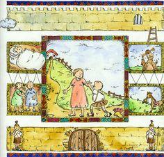 Parábolas para niños: La fe del centurión