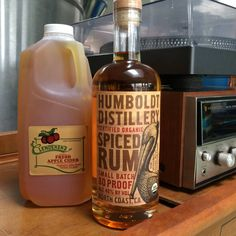 Humboldt Distillery will be serving up rum, vodka and Brandy at the Urban Epic Fest this November!