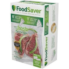 Save $3.00 On FoodSaver Rolls Or Bags