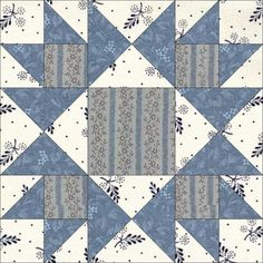 June 29 Contrary Wife was first published in the Kansas City Star in Star Quilt Blocks, Star Quilt Patterns, Patchwork Patterns, Star Quilts, Pattern Blocks, Quilting Projects, Quilting Designs, Dear Jane Quilt, Civil War Quilts