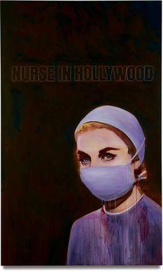 Richard Prince. Nurse in Hollywood #4, 2004.