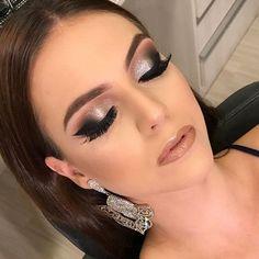 Maquiagem de festa 2018