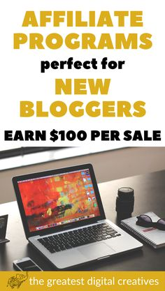 Affiliate programs for new bloggers. High-paying affiliate marketing program. Best affiliate programs for bloggers. Make money blogging with affiliate programs for bloggers. #affiliatemarketing #affiliatemarketingtips #makemoneyonline