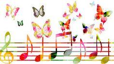Resultado de imagen para notas musicales de colores