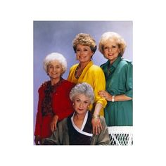 Golden Girls smiling Posed Group Portrait Photo ($6.49) ❤ liked on Polyvore featuring home, home decor, frames, portrait frames, golden picture frames, portrait picture frames and golden frames