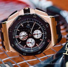 Audemars Piguet Royal Oak Offshore Chronograph Pink Gold