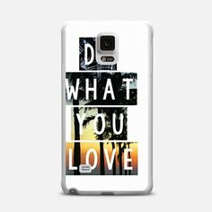Do What You Love Sunset Paradise