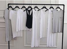 Basics  Grey|White|Black DREAM